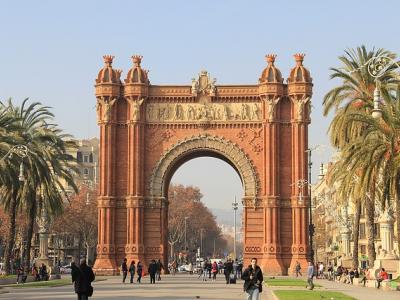 Camino Barcelona